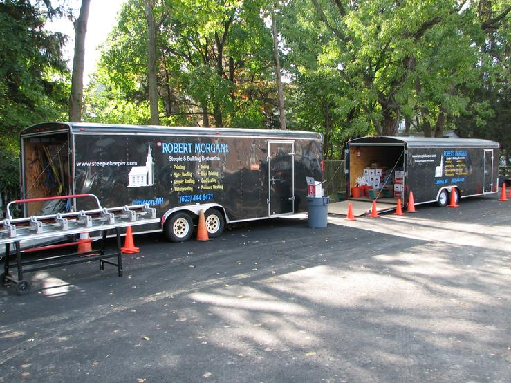 Steeplejack Robert Morgan & Co.